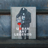 "KET: ""Urban Art Legends"" Lom Art. 2015."