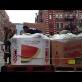 East Village watermelon delivery
