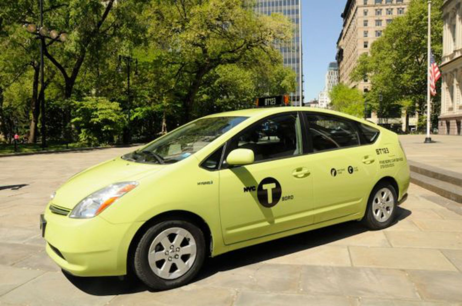 Green in 2013: Rise of the outer-borough taxi
