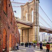 Brooklyn Bridge Park, DUMBO, New York