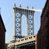 360° Walking NYC : Brooklyn Bridge Park to Chinatown via Manhattan Bridge
