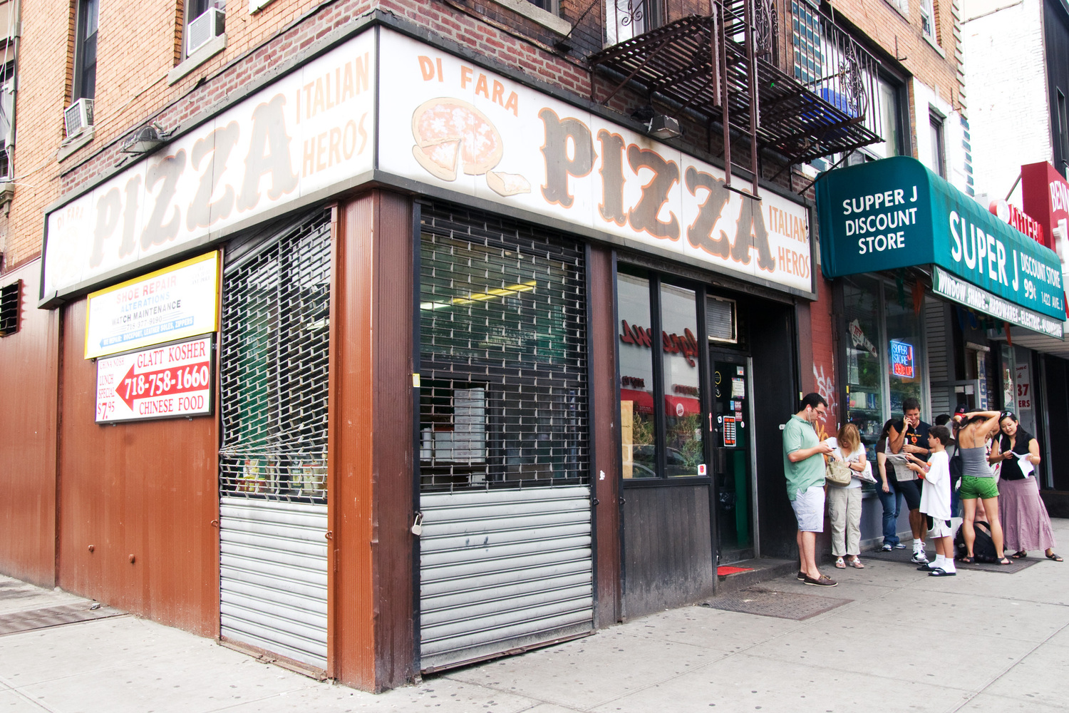 Di Fara Pizza, Midwood, Brooklyn