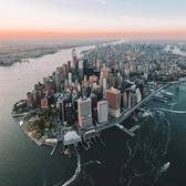 New York, New York. Photo via @tailsofamermaid #viewingnyc #newyork #newyorkcity #nyc