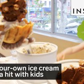 Make your own ice cream shop