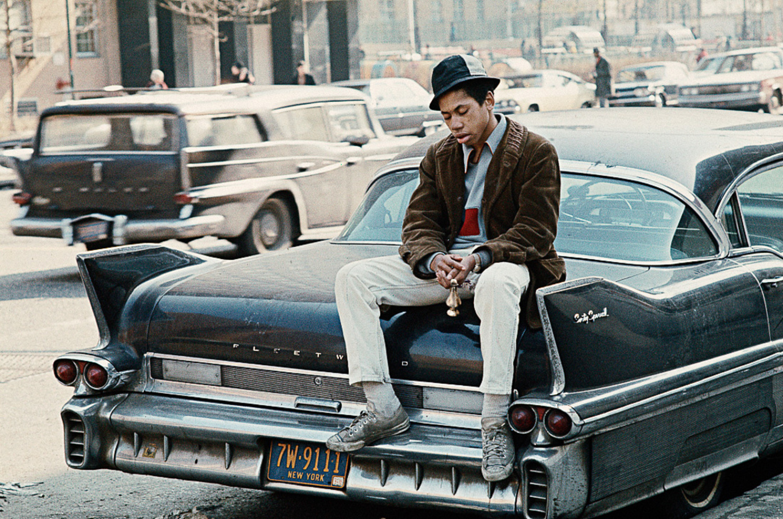 1970 Cadillac Fleetwood, Harlem.