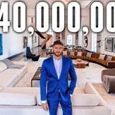 Inside a $40 Million Luxury NYC Apartment (BILLIONAIRE MEGA MANSION)