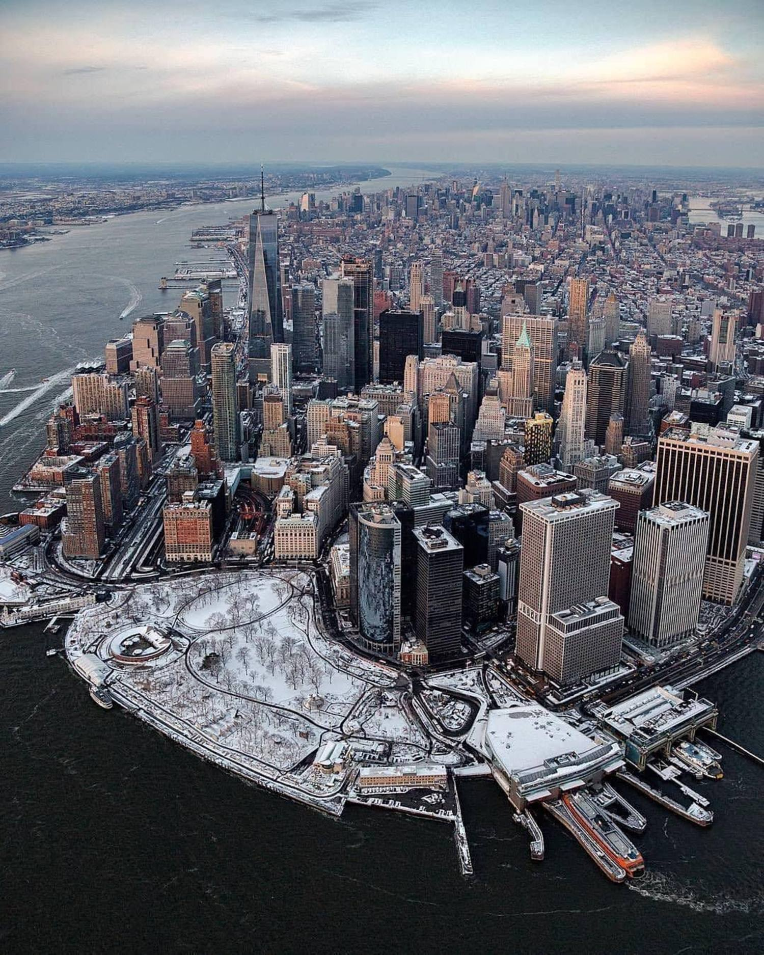 New York, New York. 📸 via @mattpugs #viewingnyc #nyc #newyork #newyorkcity