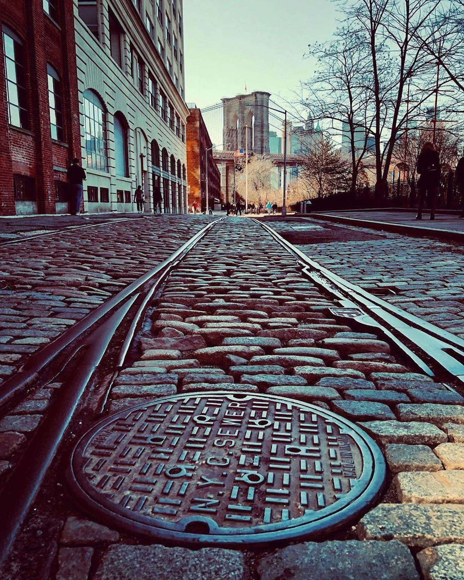 Dumbo, Brooklyn.