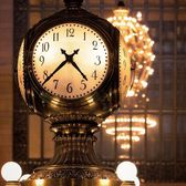 Tiffany Clock, Grand Central Terminal, Midtown, Manhattan