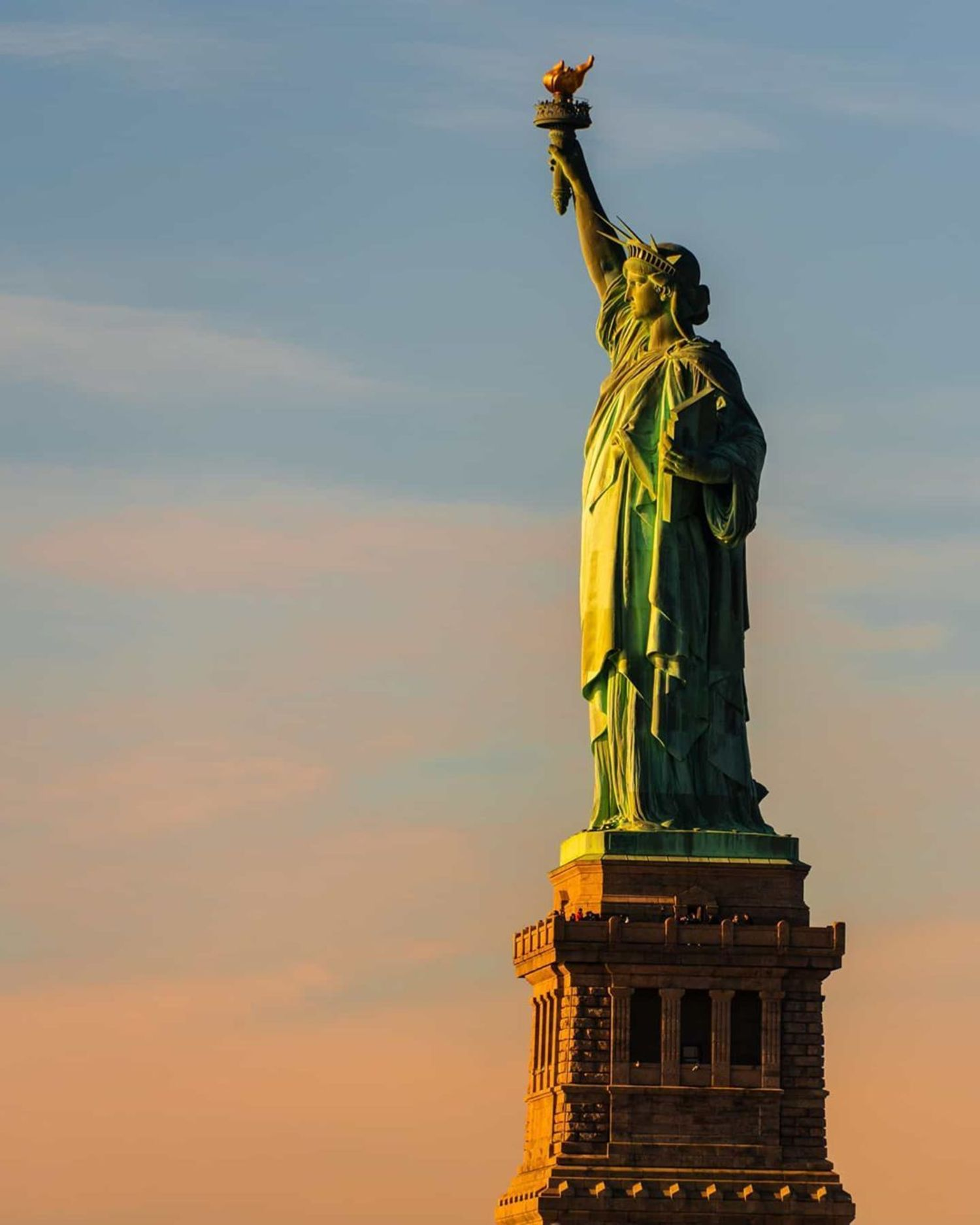 Statue of Liberty, New York, New York