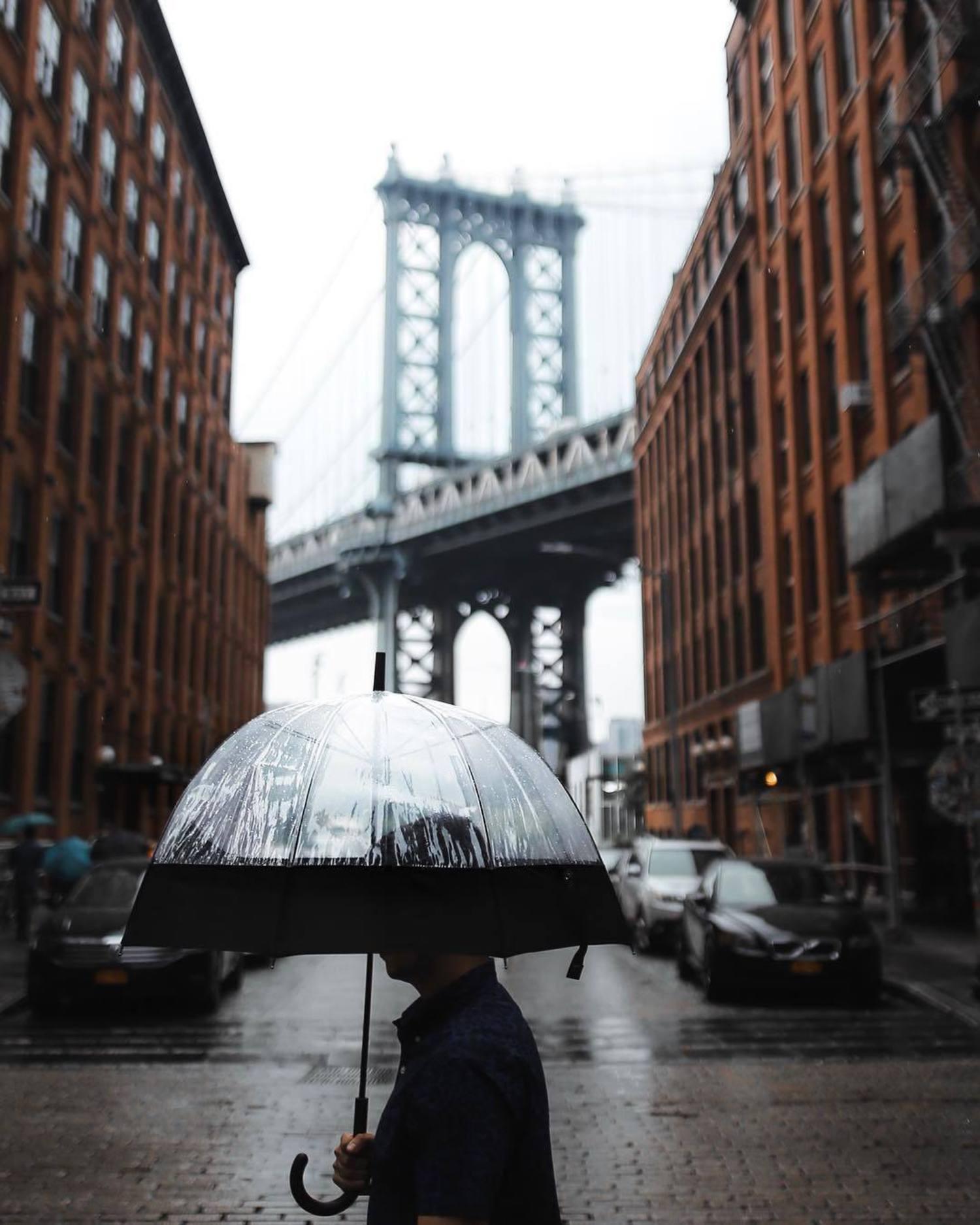 Washington Street and Water Street, DUMBO, Brooklyn