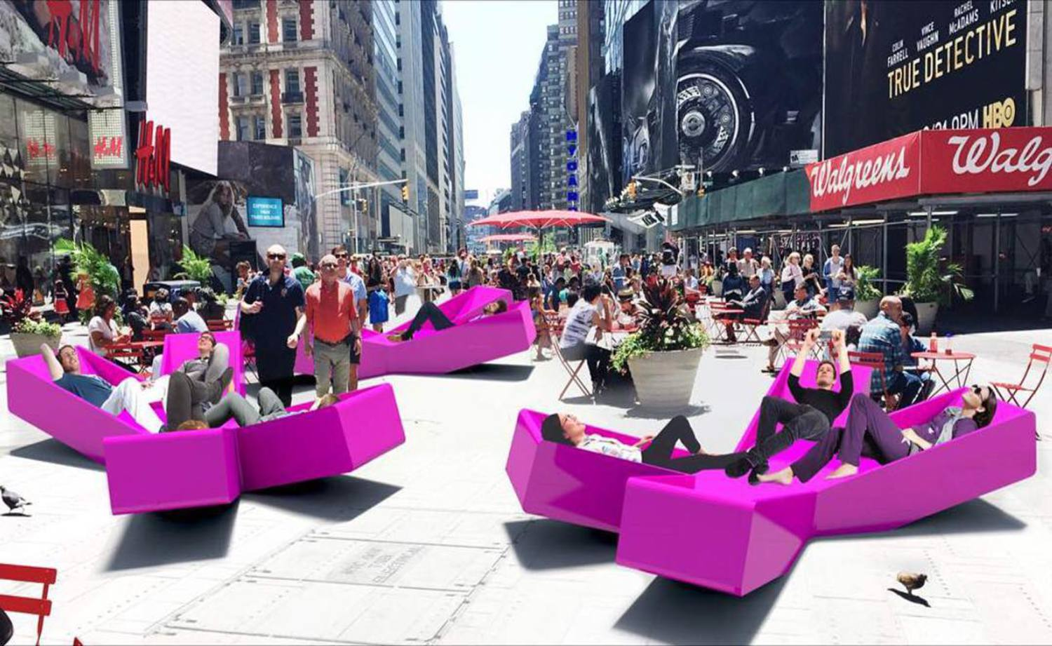 ❌❌❌ XXX Returns to Times Square But As A Sign of Affection to Its Plaza Visitors Opening August 24, 2016 #tsq #tsqxxx #sherrydobbin #juergenmayerh #jmayerharchitects #jmayerh #publicart #public #nyc #xxx #art #usa #usa🇺🇸 #hot #Lounge #tsqselfie