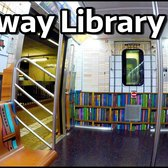 ⁴ᴷ Subway Library Train on the E Line