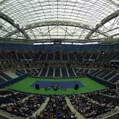 Open/Close - Arthur Ashe Stadium Rooftop