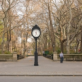 'Confounding' Clock With Rotating Face to Warp Time in Central Park