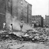 """A nightmare for the city's sanitation workers and mysophobes as The Times reported that a """"survey of the areas flanking the New York Central Railroad elevated structure along Park Avenue, where Harlem merges with the Upper East Side, revealed side street conditions even more foul than those that can be seen daily by thousands of railroad travelers."""" The commissioner of housing and buildings, fretting about a citywide problem of accumulating refuse, said it was """"almost unbelievable what piles up overnight."""""""""""