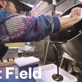 Childhood Dreams Inspire New York Chocolate Factory | NBC Left Field