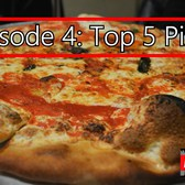 Devour NYC - Episode 4: Top 5 Pizza