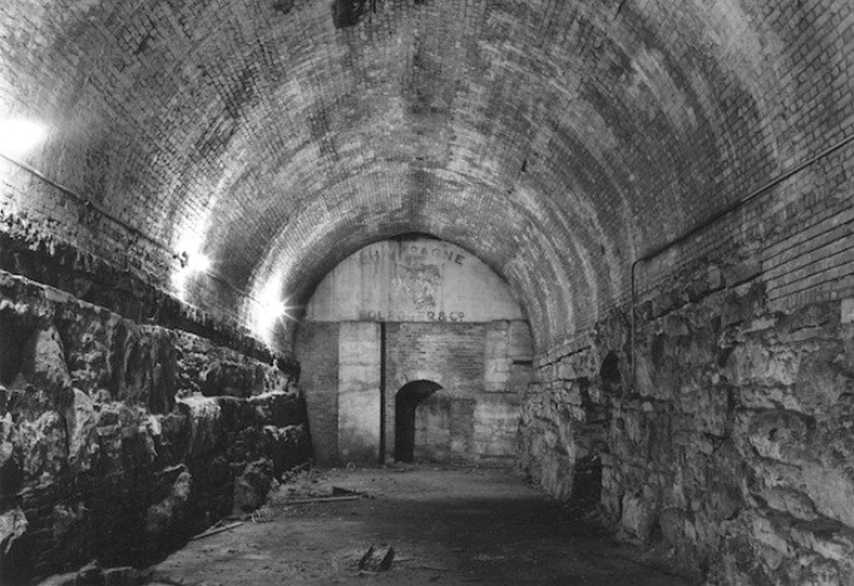 Hidden Bunker in the Brooklyn Bridge