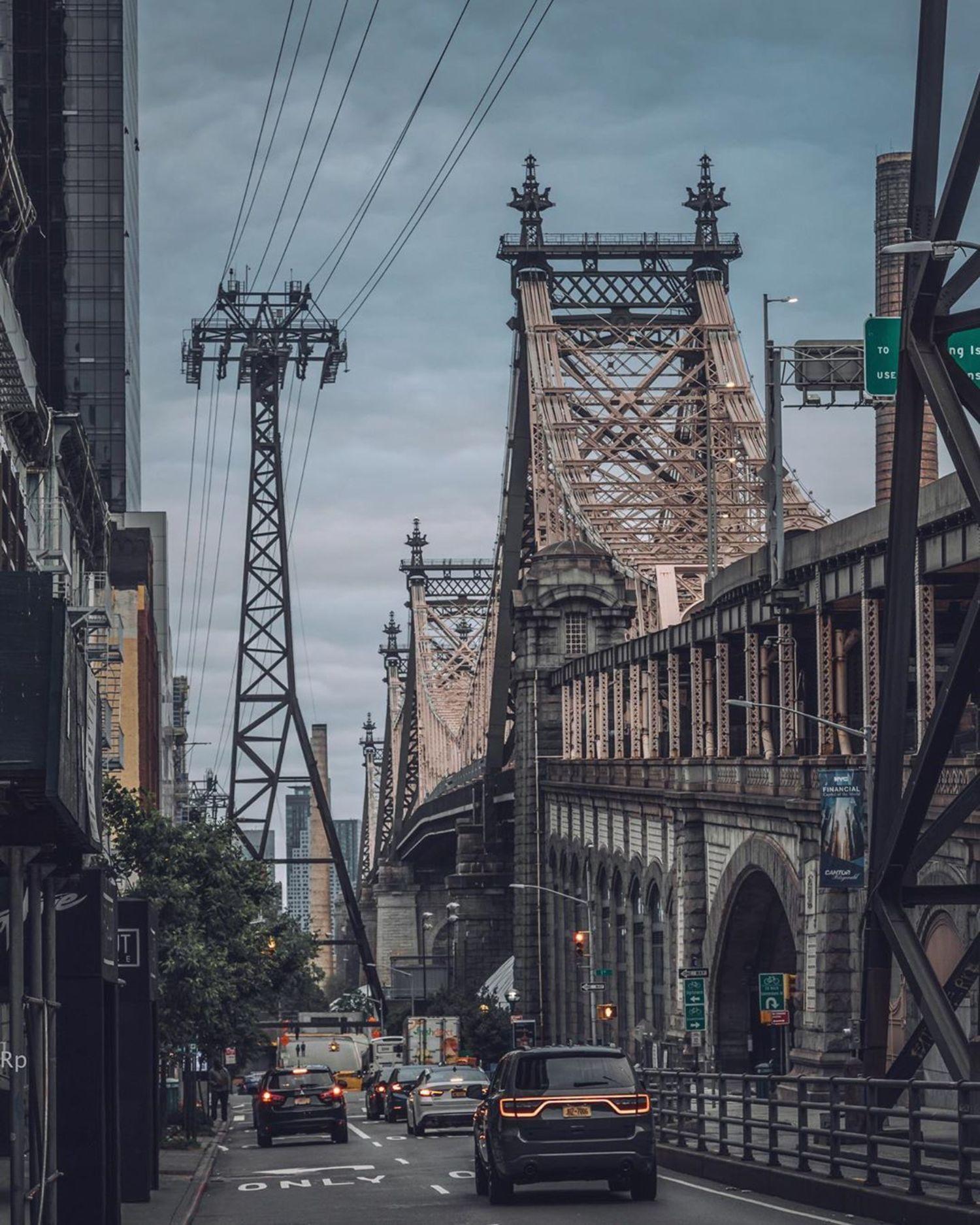 Queensboro Bridge, Manhattan