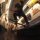 New York Clip 11 - Subway Skating