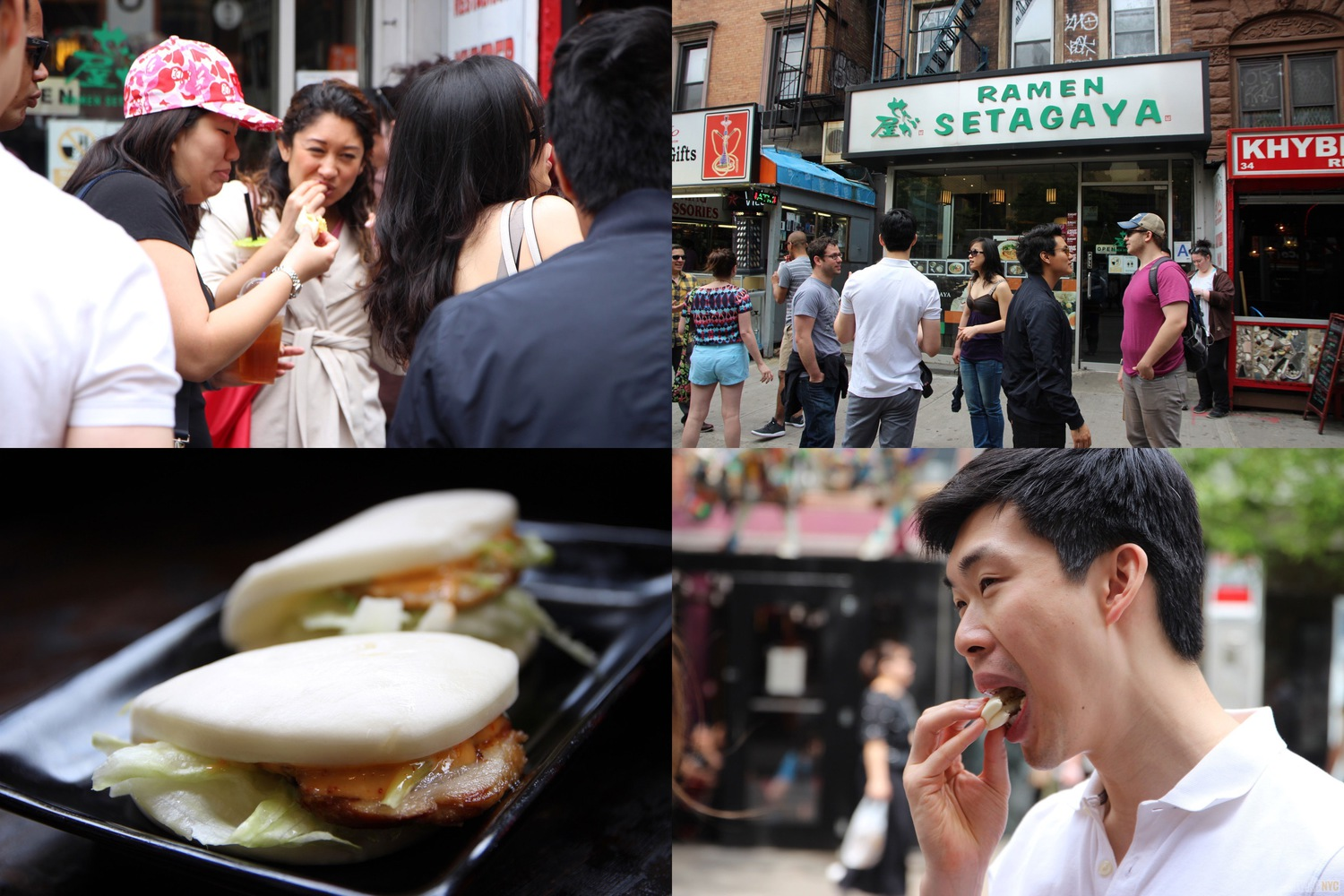 Ramen Setagaya | 2016 Viewing NYC East Village Pork Bun Crawl
