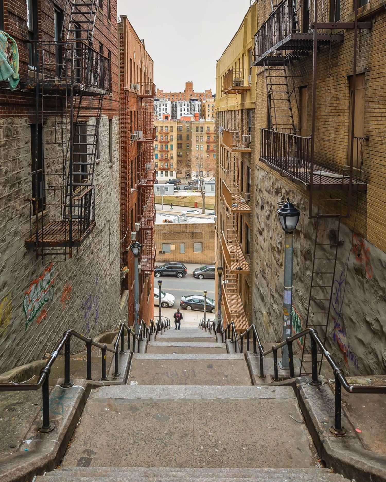 Joker Stairs, Bronx