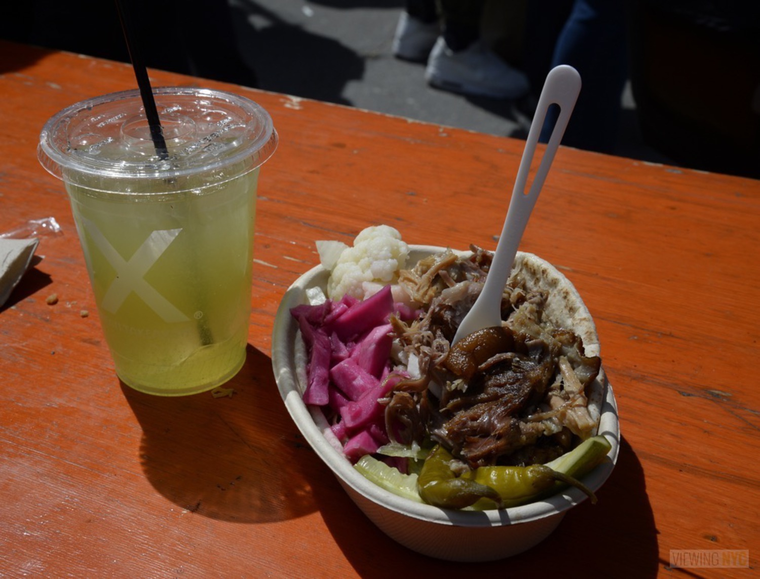 Pork | Mad. Sq. Eats / Spring 2016