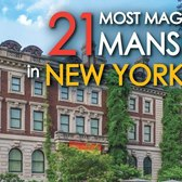 21 Most MAGNIFICENT MANSIONS in New York City