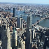 ⁴ᴷ⁶⁰ One World Observatory (Tallest Building in NYC) POV Experience