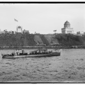 Grant's Tomb from Hudson River, 1909