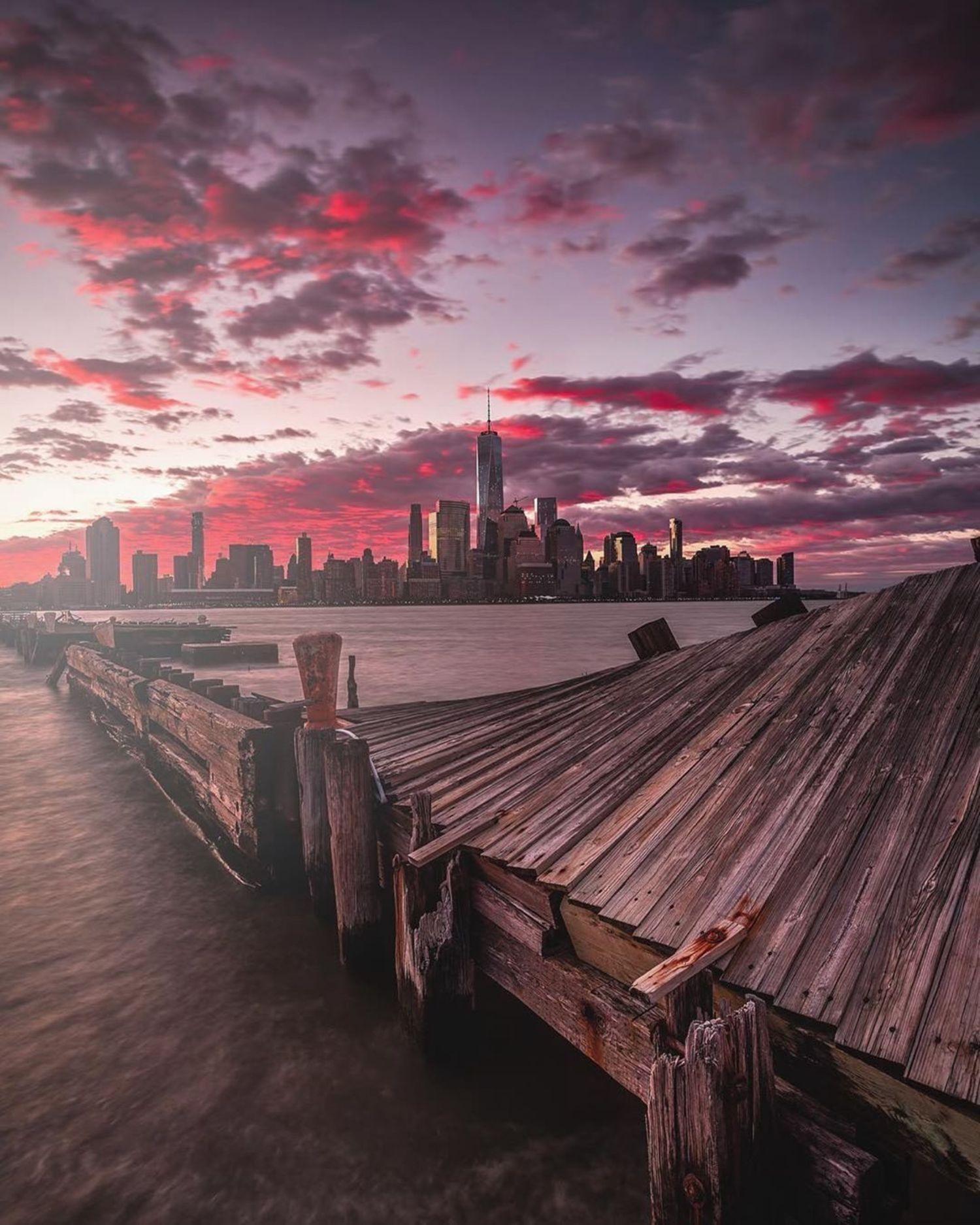 New York, New York. Photo via @beholdingeye #viewingnyc #nyc #newyork #newyorkcity