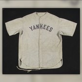 Babe Ruth Jersey Set To Be Auctioned
