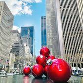 49th Street and 6th Avenue, Midtown, Manhattan
