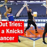 Time Out Tries | Being a Knicks City Dancer