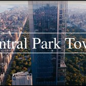 Central Park Tower 6k Drone
