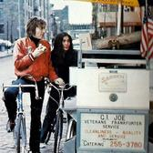 John Lennon and Yoko Ono in New York City, 1972.
