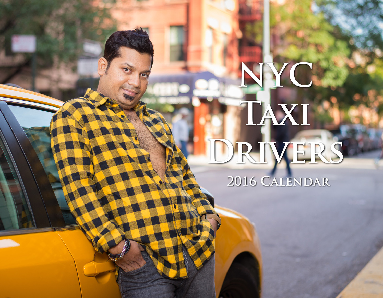 2016 New York City Taxi Drivers Calendar