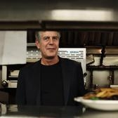 Anthony Bourdain in the Kitchen