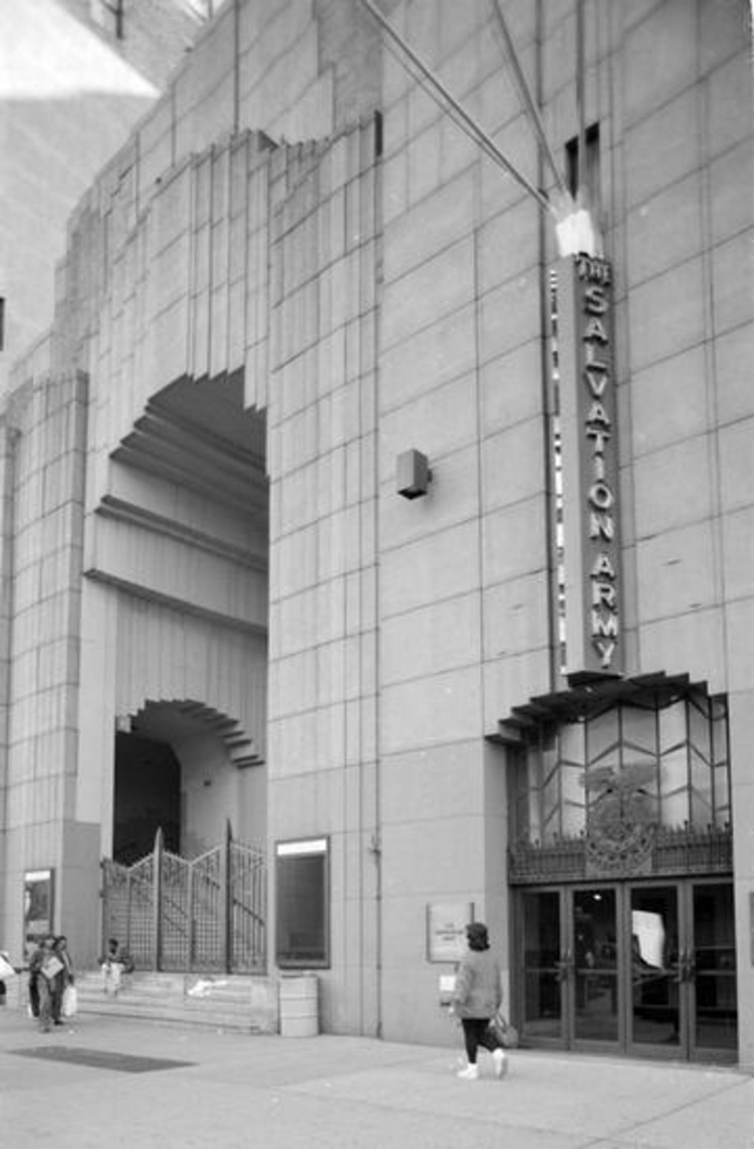 Salvation Army, 14th Street, Manhattan New York