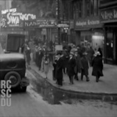 Dec 7, 1929 - Driving Through Broadway At Daytime, NYC (real sound)