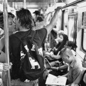 Subway Kiss #1