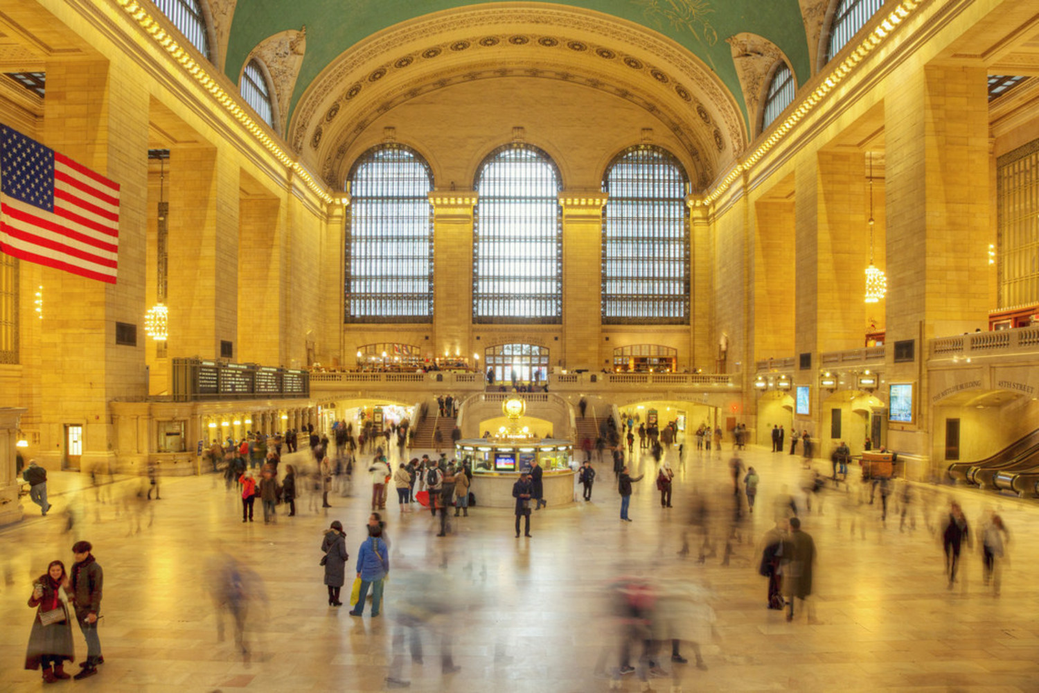 Grand Central Terminal, New York, New York