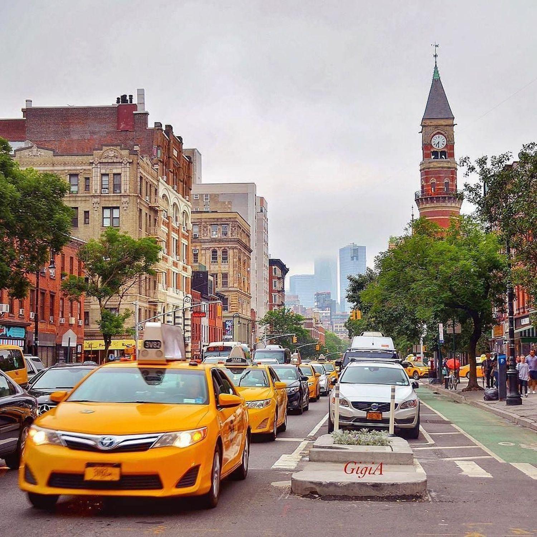 New York, New York. Photo via @gigi.nyc #viewingnyc