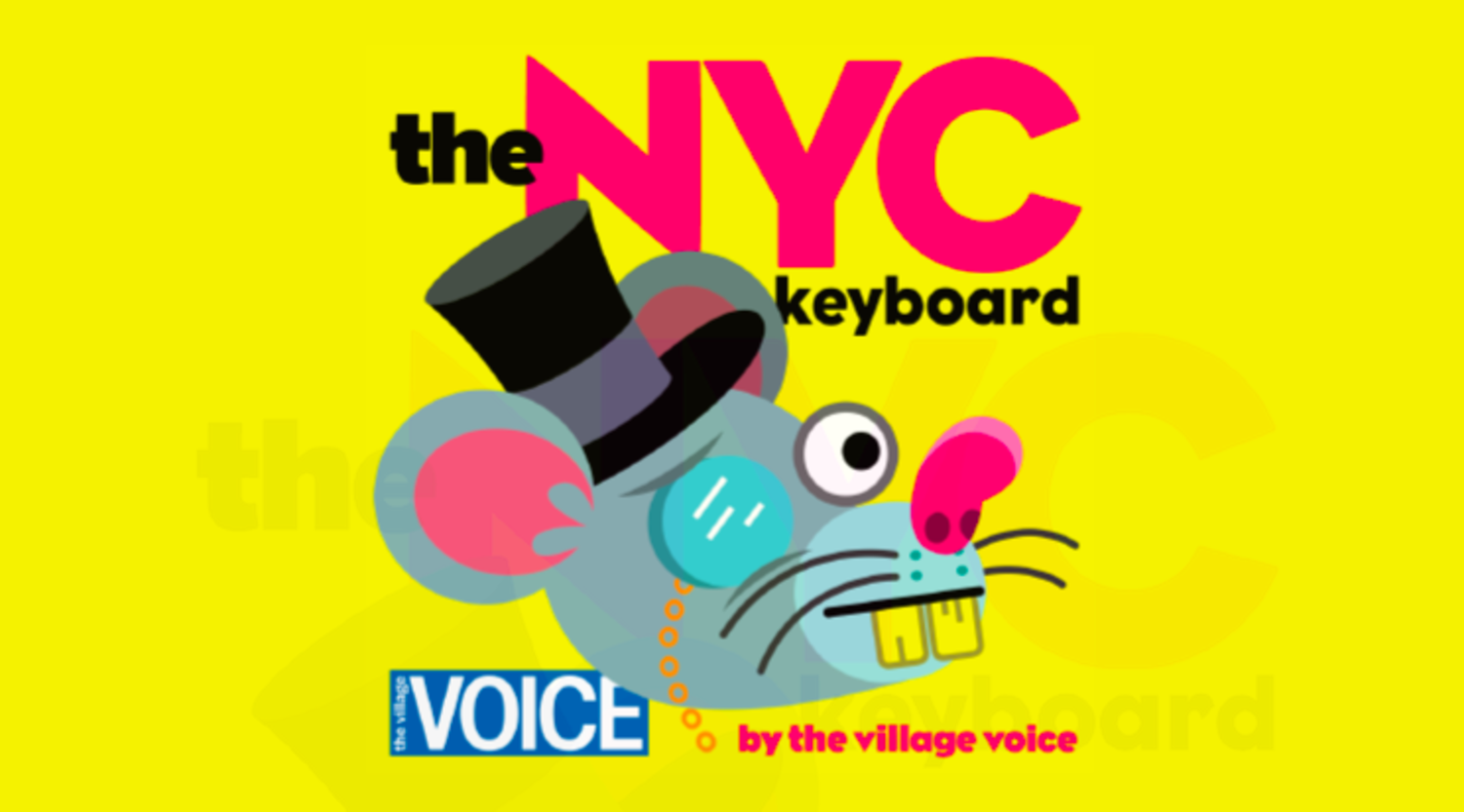 New Keyboard App Gives You 30 New York City Specific Emojis