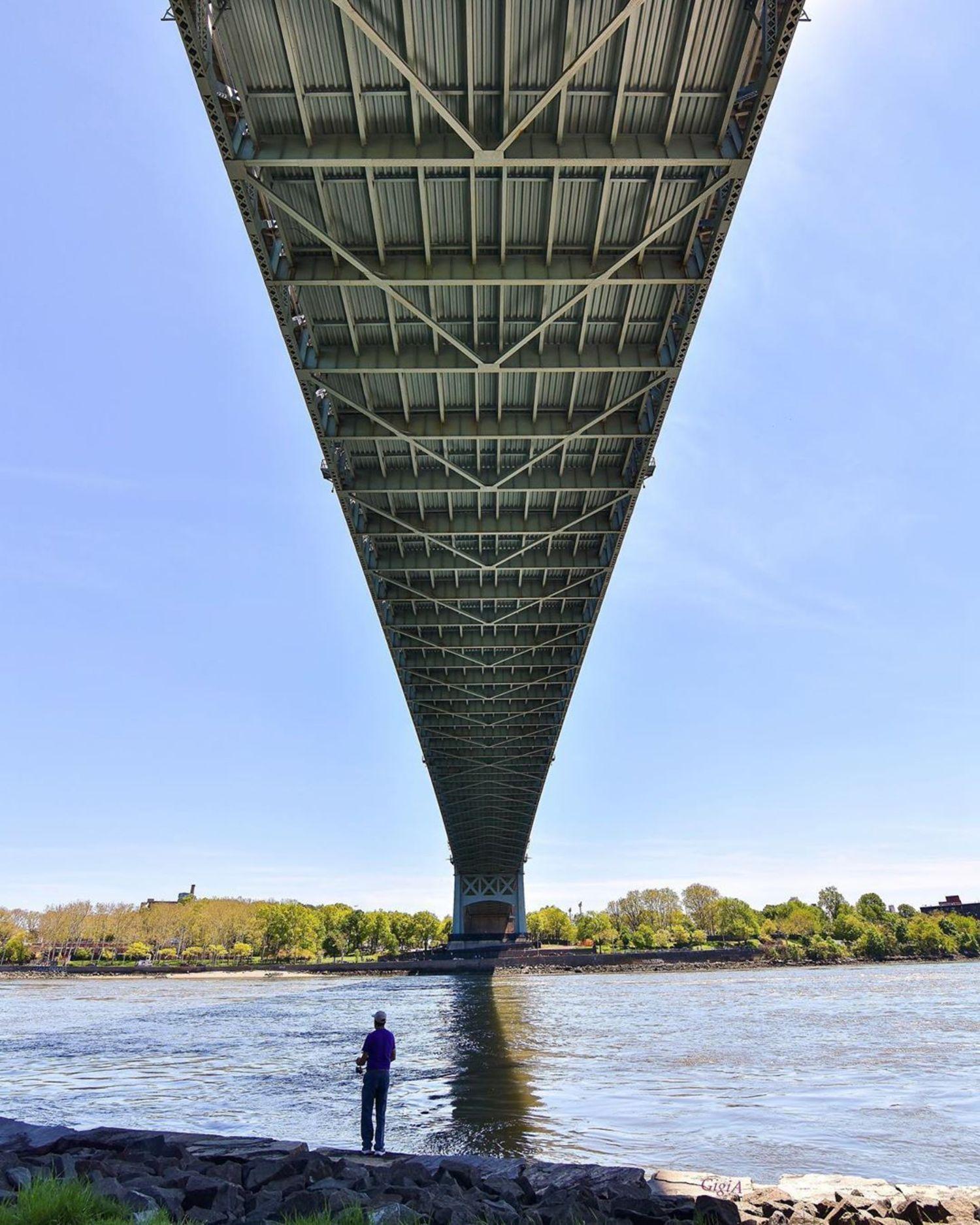 Triborough Bridge, Randalls Island, New York