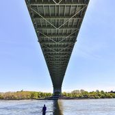 Triborough Bridge, Randalls Island, New York