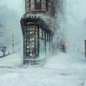 Jonas Blizzard in New York, 2016.