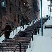 Joker Stairs, Highbridge, Bronx