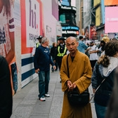 Fake monk in NYC
